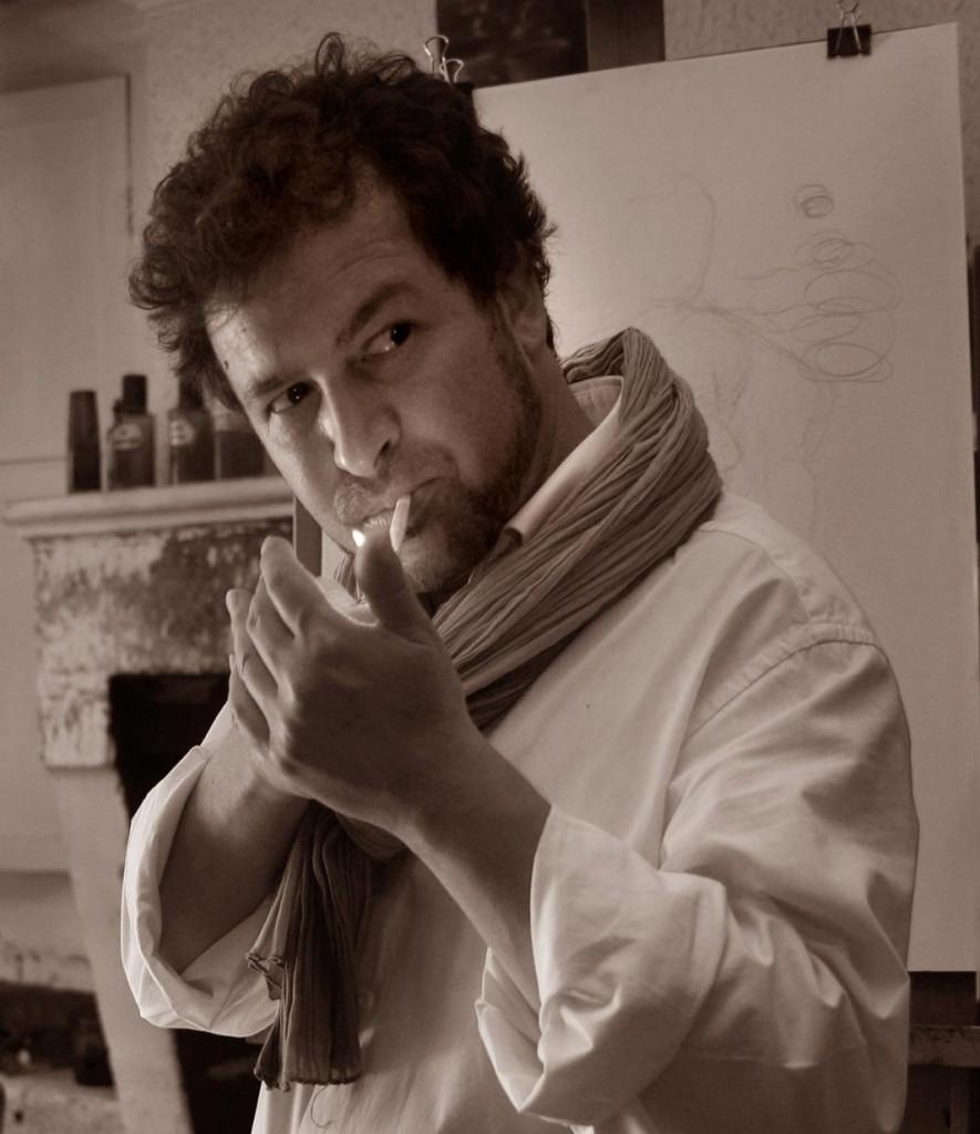 Didier Grare peintre